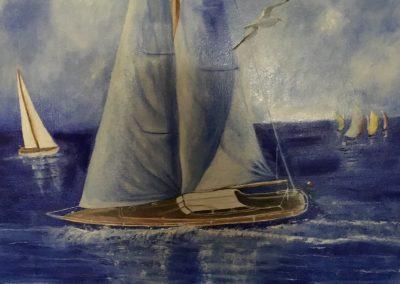 Balade en mer DURAND Maurice