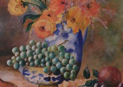 Fleurs et fruits DURAND Maurice