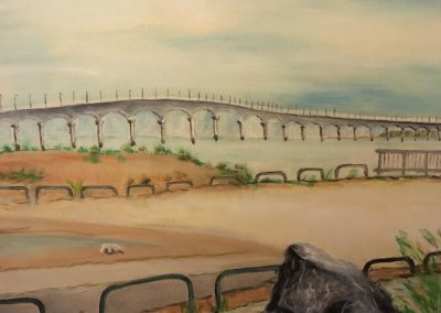 Le pont Ile de Ré DURAND Maurice