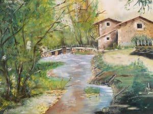 Le hameau de St Maixent DURAND Maurice